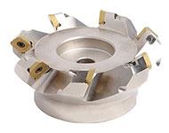 ASX 45度殼形銑刀